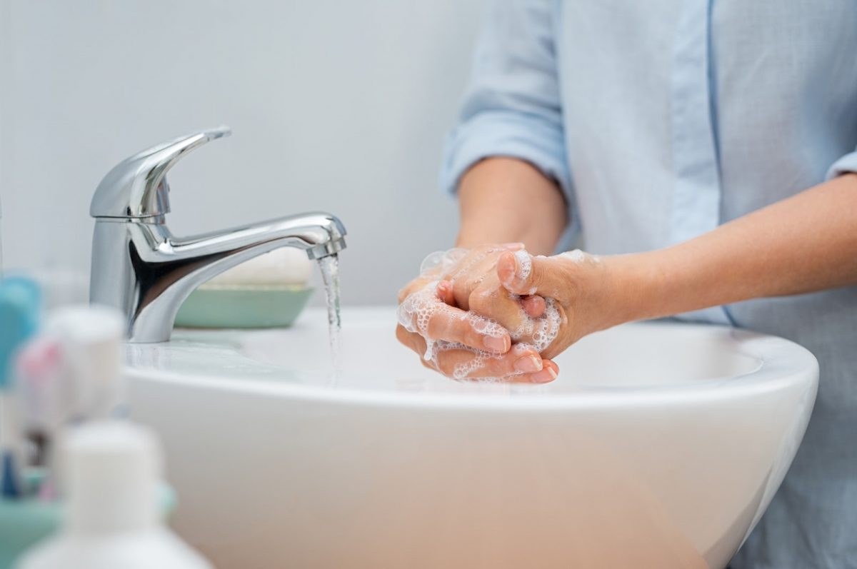 Implementing Hand Hygiene Protocols in Nursing Homes Can Reduce Infection Risk